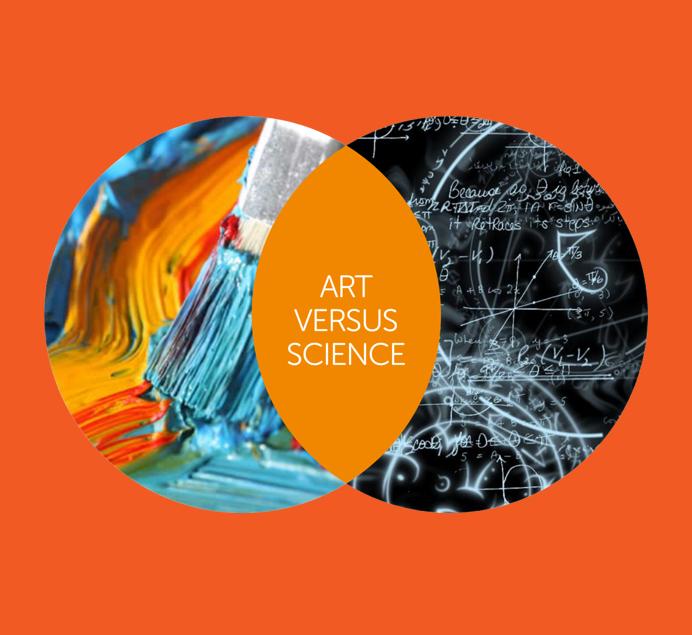 art-versus-science